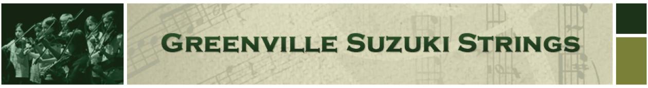 Greenville Suzuki Strings